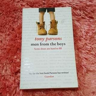 Men from Boys by Tony Parson