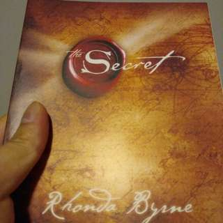 (New) Best-selling The Secret by Rhonda Byrne