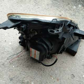 Honda stream RN1 head lamp HID