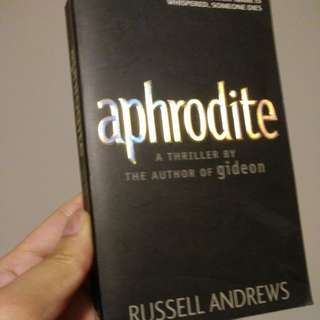 Second hand novel - APHRODITE by Russell Andrews