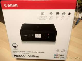 CANON TS5070 PRINTER