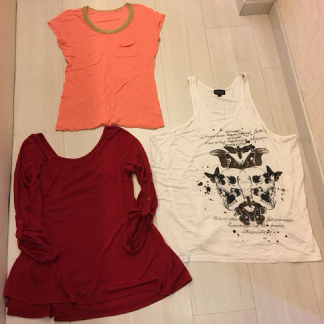 3 tops for RM20