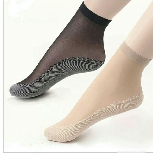 5 pairs Soft thin ankle socks