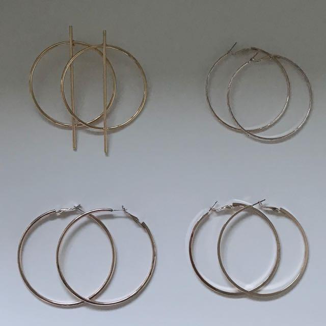 🌸 Earrings Bundle