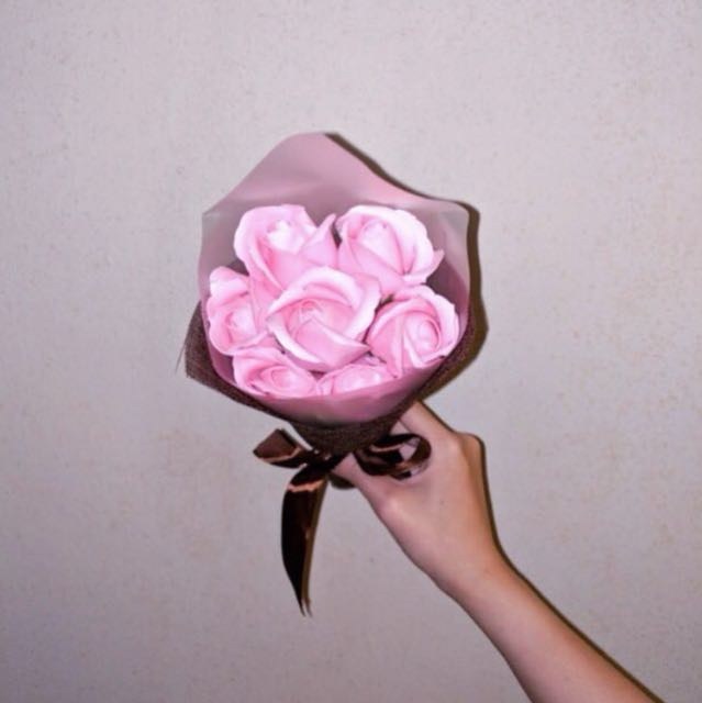 ‼️ SALES ‼️ (INSTOCK) Soap Roses Bouquet
