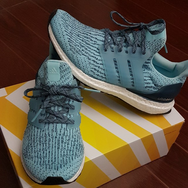 b4333bf5a ADIDAS Ultraboost Icy Blue M 7.5 W 8.5 (REPRICED)