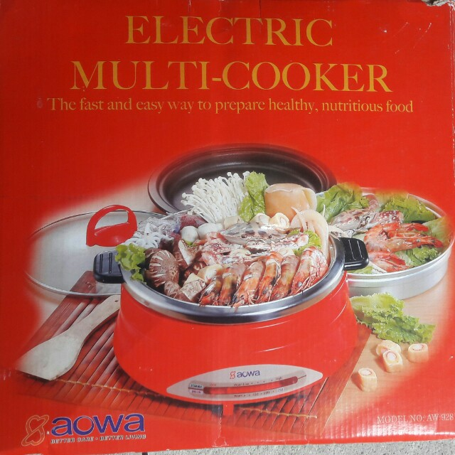 aowa electric multicooker