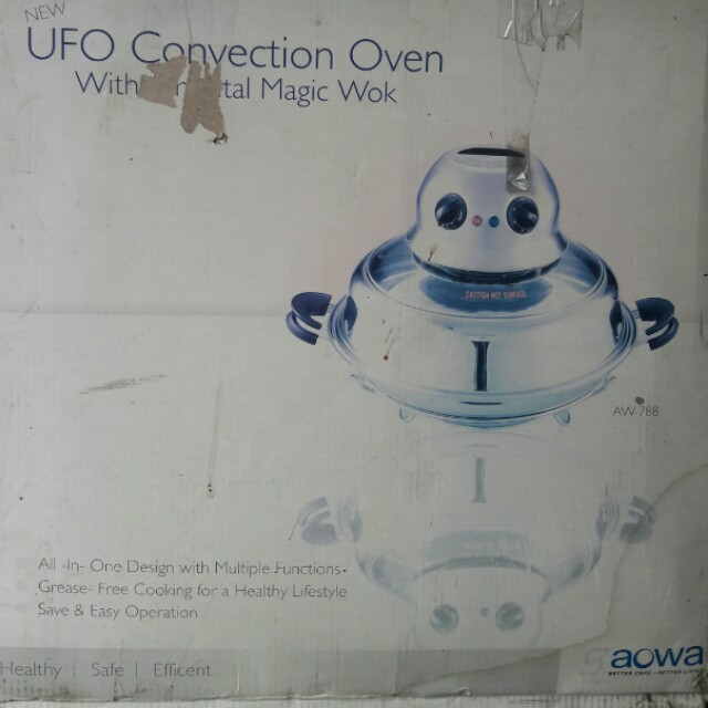 aowa ufo convection oven