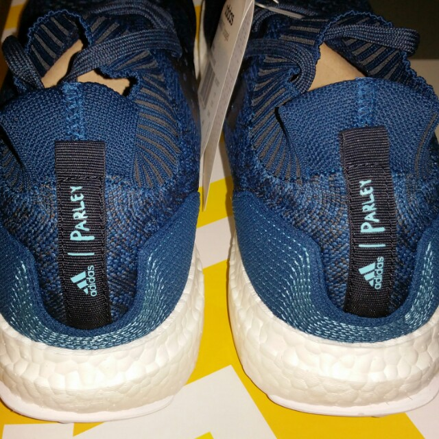 Authentic Adidas Ultraboost Parley collab. Sz 11.5US. Make