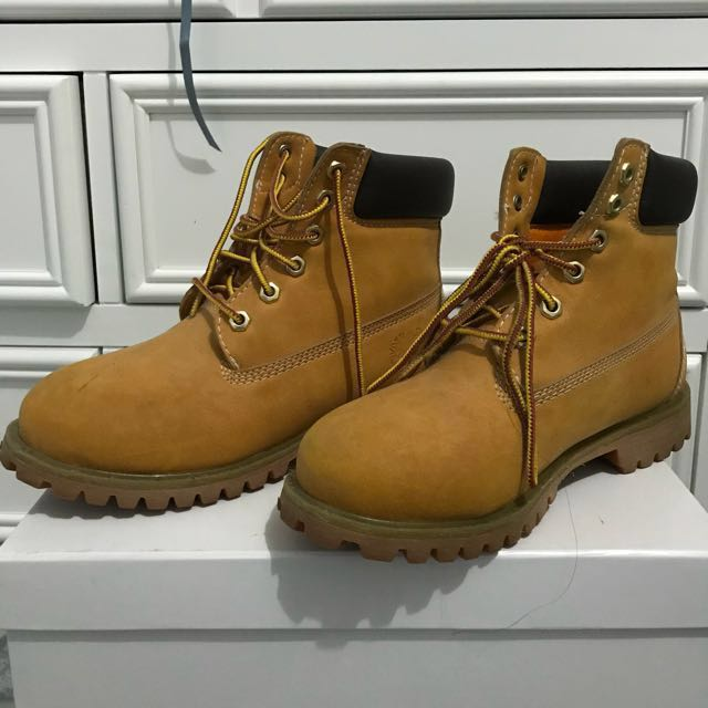 Authentic Brand New Timberland Boots