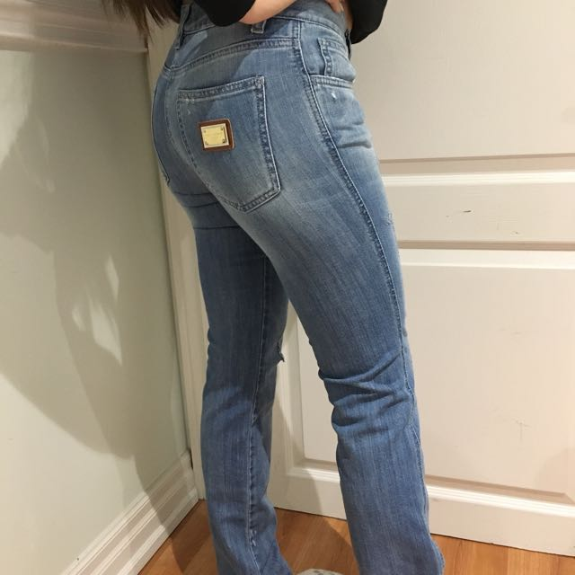 Authentic Dolce & Gabbana Jeans