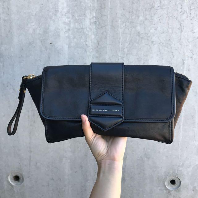 Authentic Marc Jacobs Clutch Bag