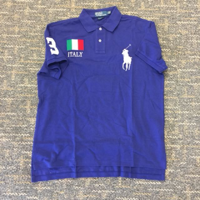 038f916e8 ... sweden authentic polo ralph lauren polo tee shirt italy flag mens  fashion cbac3 f83ce ...