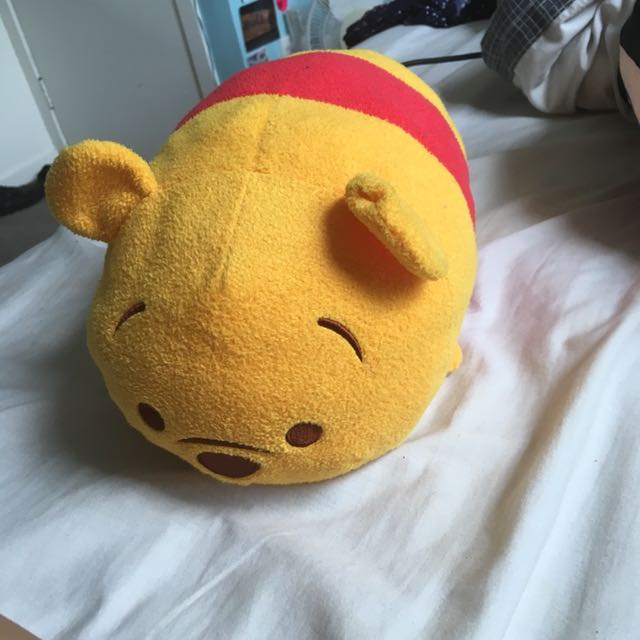 Authentic Pooh Bear large Tsum Tsum