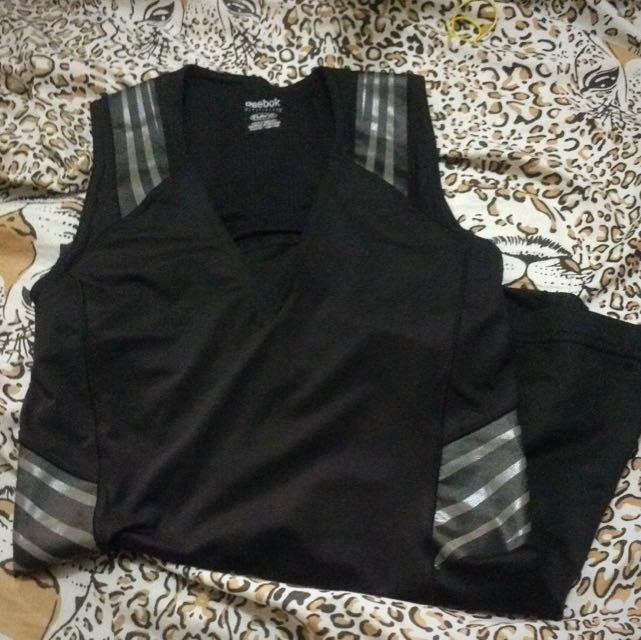 Authentic Reebok Sportswear