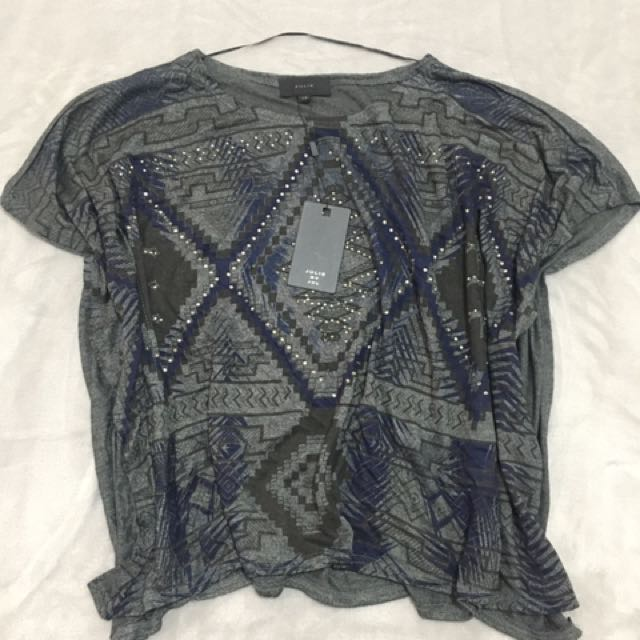 Aztec top ONE SIZE