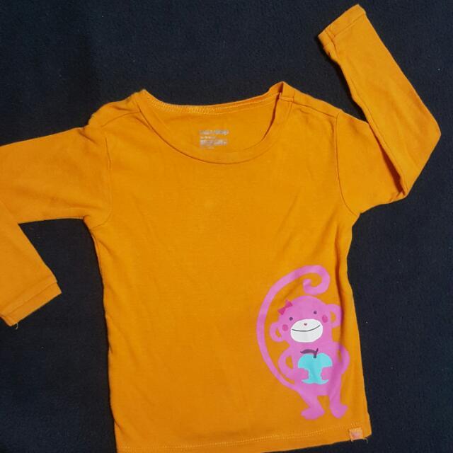 Baby GAP Lone Sleeve Shirt
