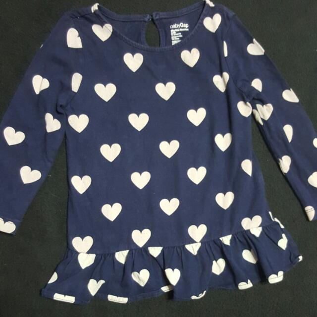 Baby GAP Shirt Dress