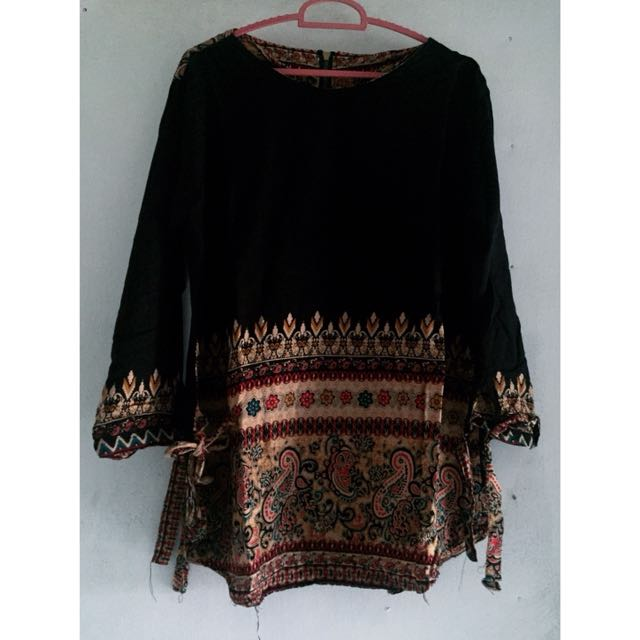 baju motif batik