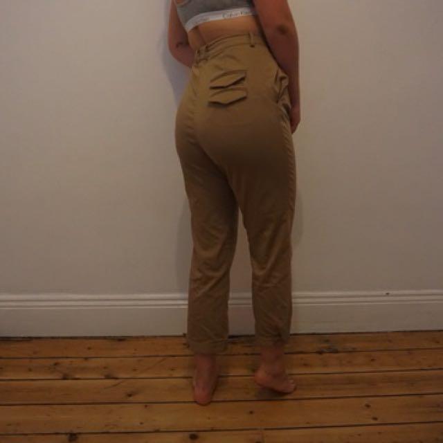 Basic pants