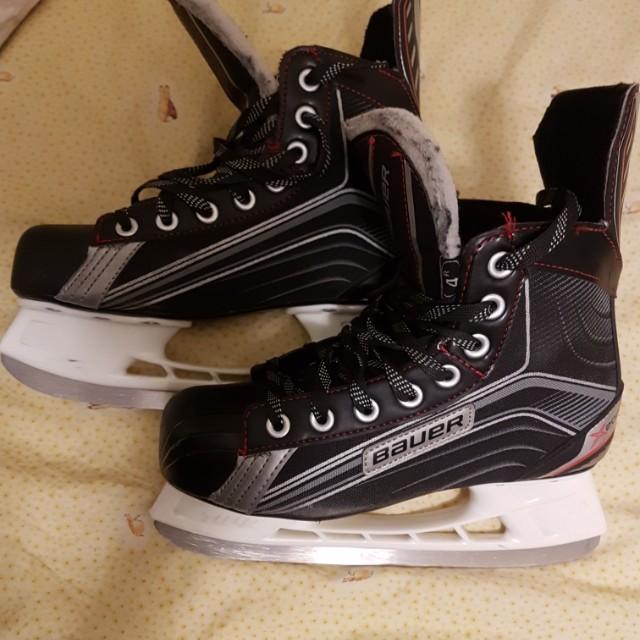 Bauer junior skates