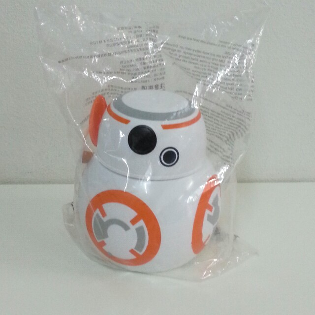 BB-8 Cereal Container