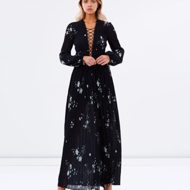 BEC & BRIDGE Elderflower Dress - Size 6
