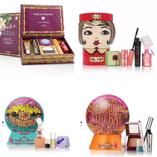 Benefit Cosmetics holiday set clearance