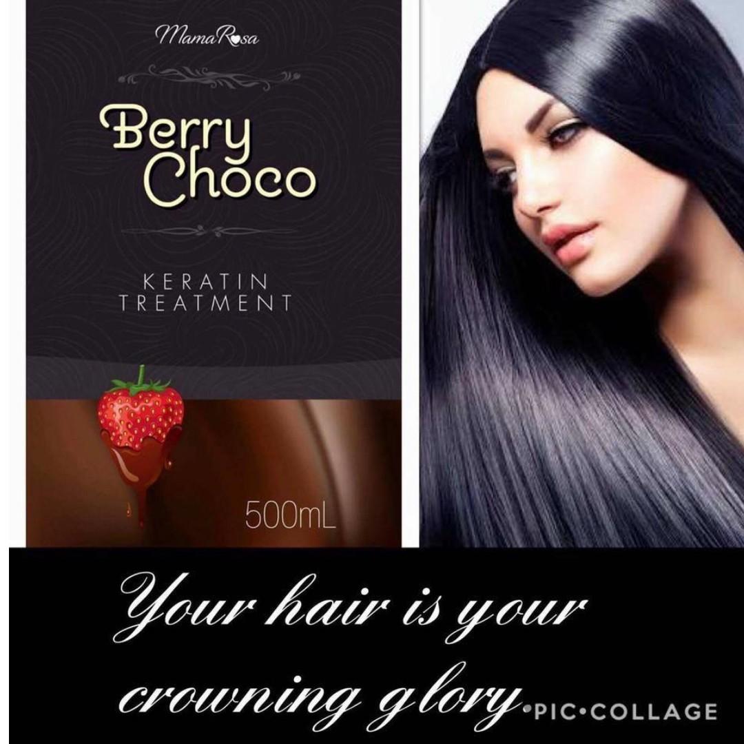 Berry Choco Keratin