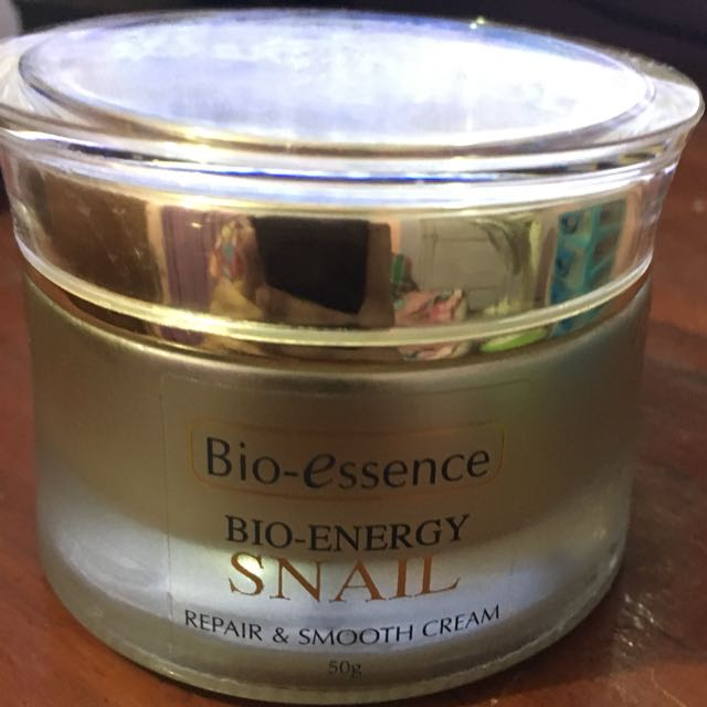 Bio essence snail repair & smoot cream