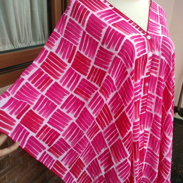 Reprice Blouse 101 in PINK