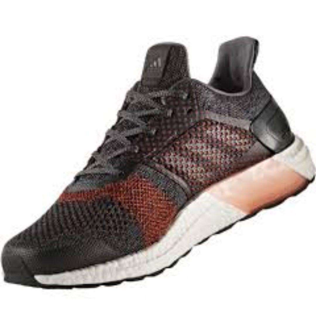 aa6e6acd8 BNIB Adidas UltraBoost ST M UK11.5 US12.0 Men s Running Shoes ...