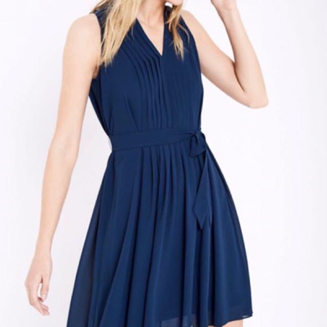 BNWT Jack Wills Pleated Dress