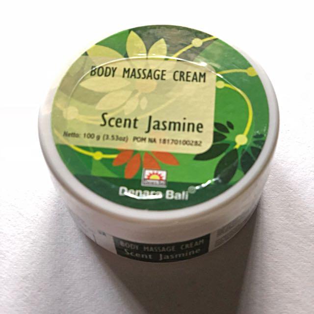 Body Massage Cream