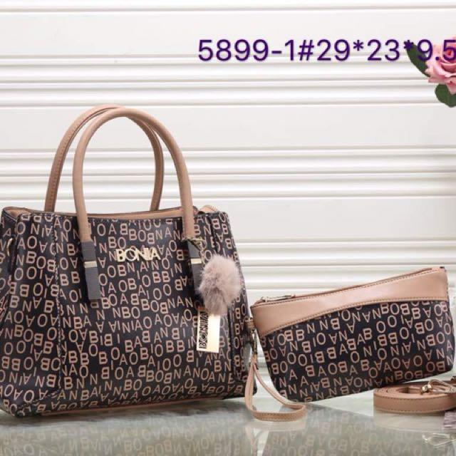 Bonia Handbag 5b6b4486c5