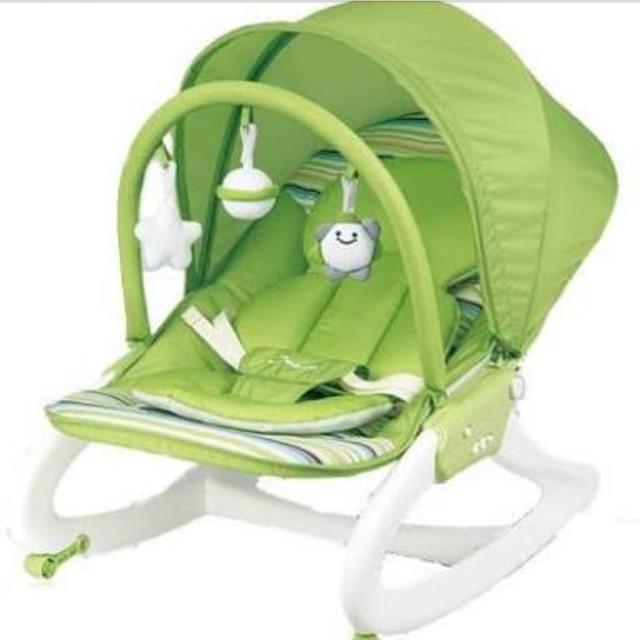 Bouncer merk mamalove, Babies & Kids, Strollers, Bouncers & Carriers on Carousell