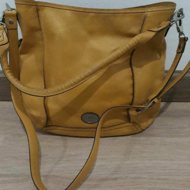 Braun buffel original bag