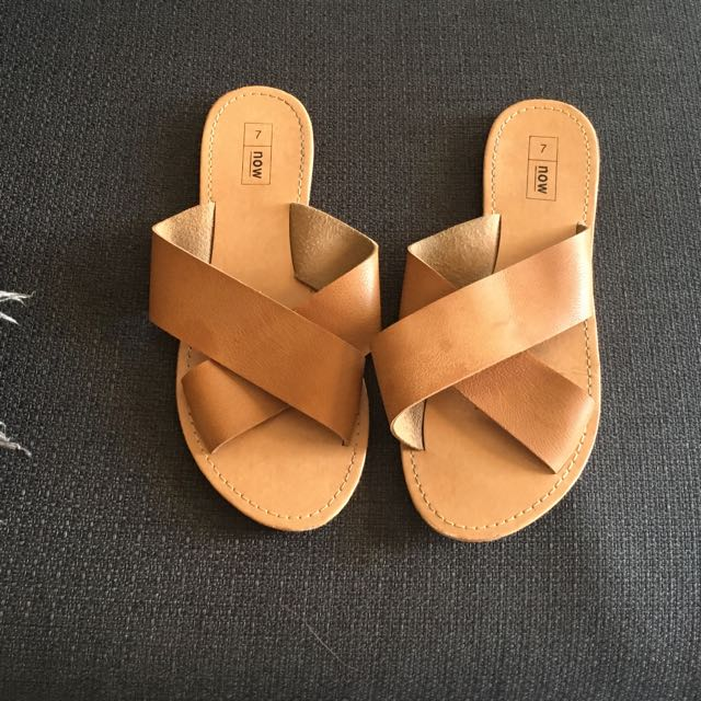 Brown slides