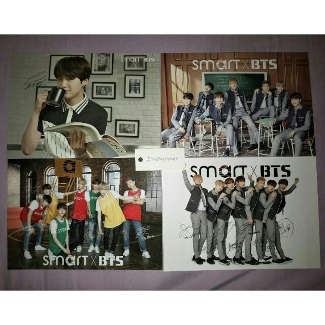 BTS X SMART PCS