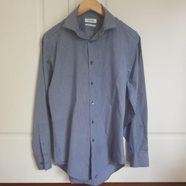 CALVIN KLEIN business shirt