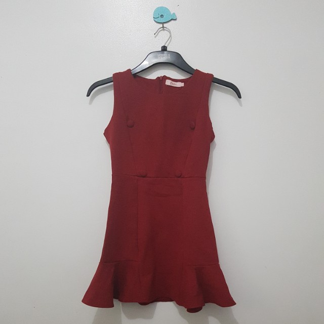Candies Red Dress