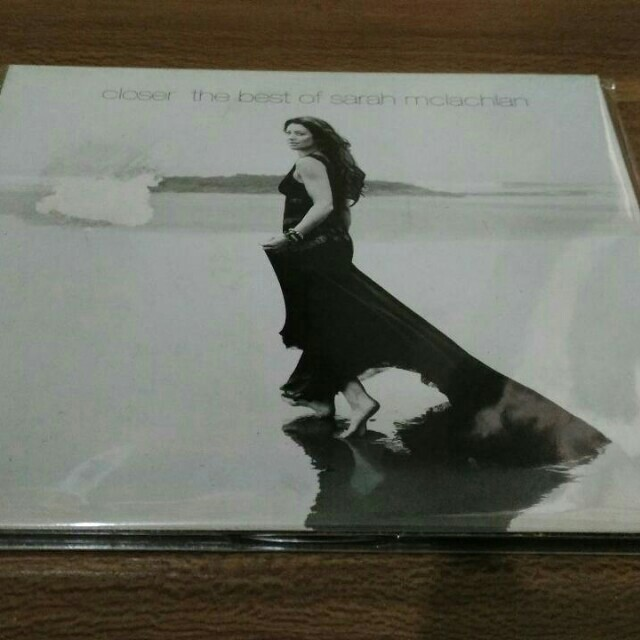 CD original Sarah McLachlan, album closer