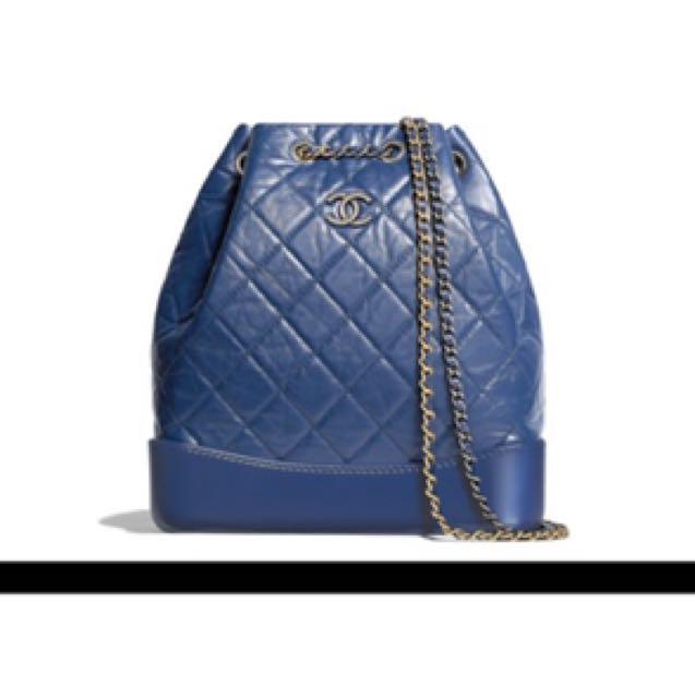 Chanel Gabrielle 後背包