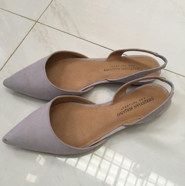 Christian Siriano flatshoes