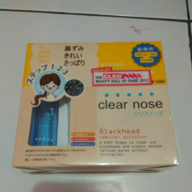 Clear Nose