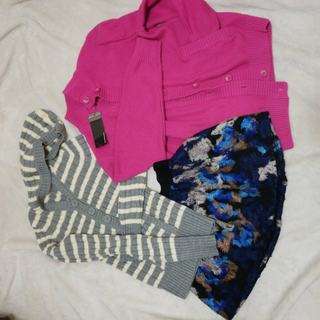 Clothes bundle skirt and top