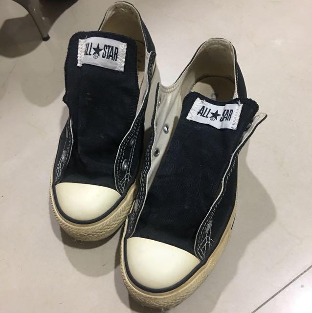 Converse AllStar 休閒帆布鞋