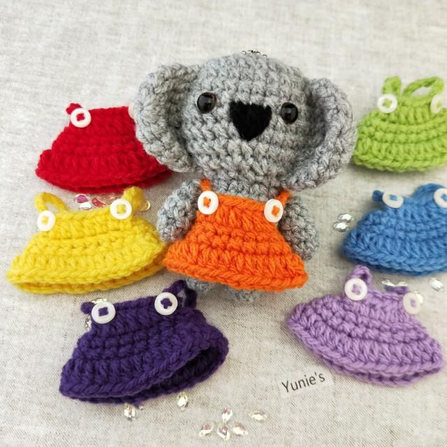 Crochet... Amigurumi : Amigurumi Koala | 640x640