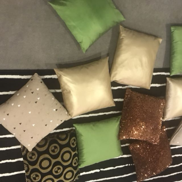 Cushions $3each