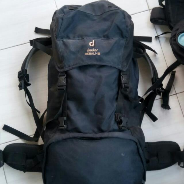 Deuter Denali ll Keril Backpack